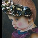 BIMBA CON FIOCCO / girl with bow